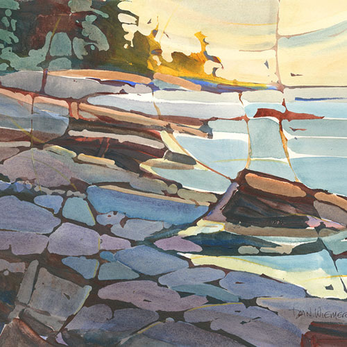 Sivertson Gallery Shop: Early Light Ancient Shore