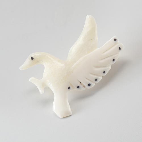 Sivertson Gallery Shop: Bird Pin by Robert Kokuluk